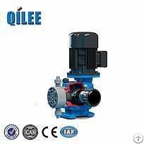 Electromagnetic Industrial Hydraulic Diaphragm Metering Pump