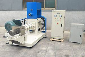 dry fish feed pellet machine floating