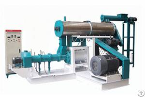 wet fish feed pellet machine
