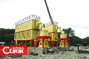 argil ore mill machine