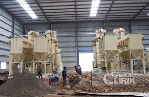 asbestos pulverizing grinding machine
