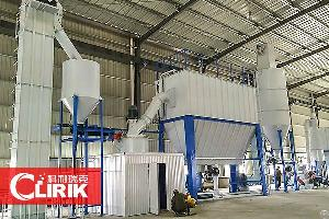 carbon furnace mill