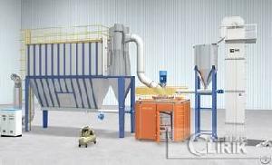 grain slag mill machine