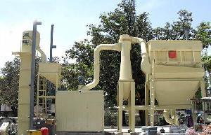 Graphite Powder Milling Machine