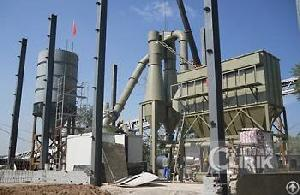 pulverized fuel ash processing mill machine