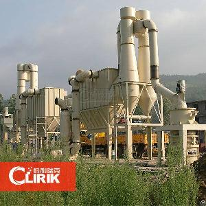 synthetic cordierite grinding plant