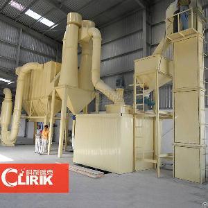 ring micro powder processing plant