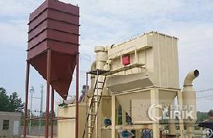 vertical grinding plant