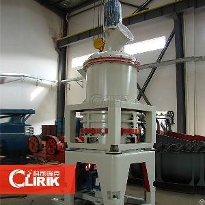 zincite ore grinding plant