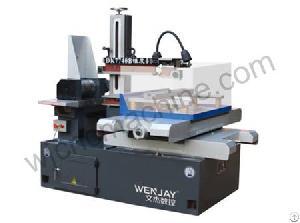 cnc electric spark wire cutting machine