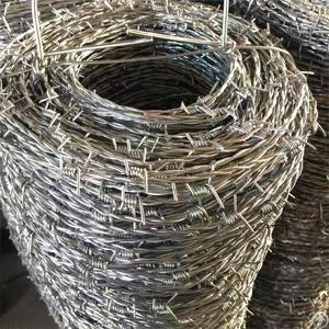 Barbed Wire Manufacturer And Supplier
