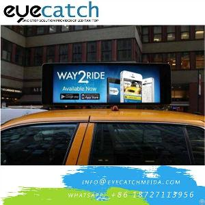 P3 Taxi Top Led Display
