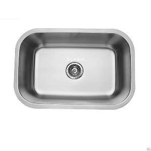 deep undermount bowl stainless kitchen sink