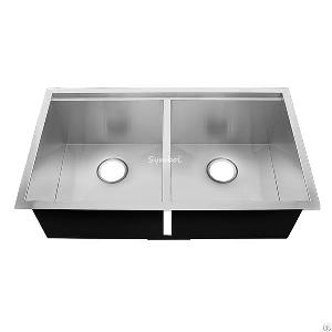 bowl 50 undermount kitchen sink ledge