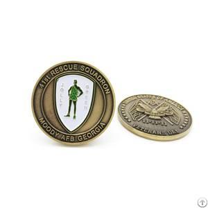 Soft Enamel Souvenir Coin