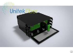 fibers rack mount optical distribution fiber odf panel box