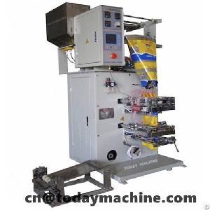 Multi Lane Packing Machine Granule Liquid Sauce Packaging Milk Coffee Powder