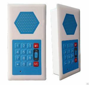 clean room emergency telephone
