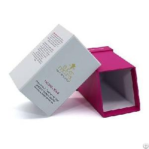 magnetic paper packaging foldable gift box2019