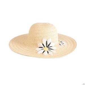 floppy straw hats