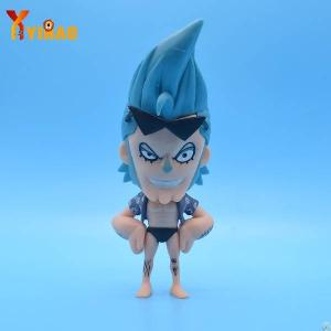 Factory Direct Good Quality Cartoon Character Strong Man Vinyl Action Figure
