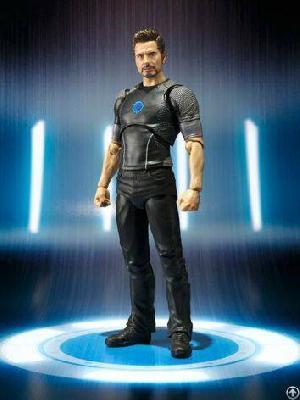 ironman s h figuarts tony stark action figure bandai spirits f