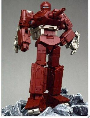 Transformers Ft41 Ft-41 Sheridan G1 Warpath Action Figure Toy
