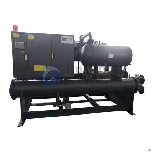 flooded screw chiller factory