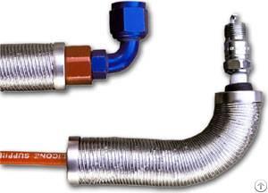 apk warm air ducting tube