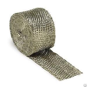 exhaust heat shields header insulating wrap