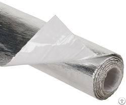heat reflective aluminized kevlar aramid fabric