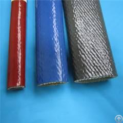 hose guard silicone fiberglass fireproof sleeve
