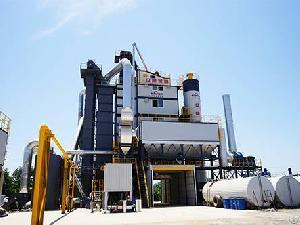 jjw asphalt mixing plant energy saving patent tech
