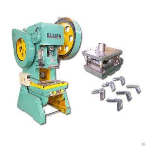 Duct Corner Punching Machine