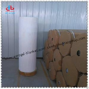 Flexible Silica Aerogel Insulation Blanket For Gas Project