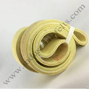 Needle Punching Seamless 6mmhigh Temperature Resistant Pbo Felt Conveyor Belt