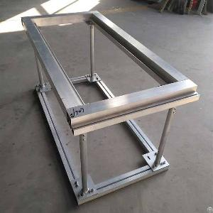 Double Layer Equipment Pedestal