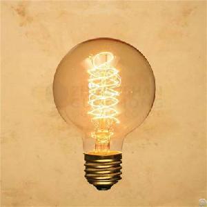 G80 Vintage Edison Light Bulb