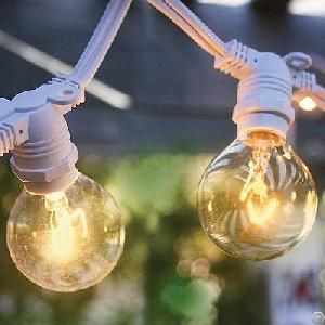 outdoor string light ce listed
