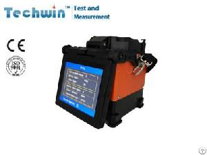 techwin adaptive core fusion splicer definition splicing machine tcw 605e