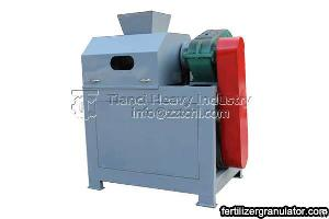 compound fertilizer roller press granulator
