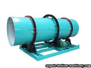 rotary drum granulator organic fertilizer compound