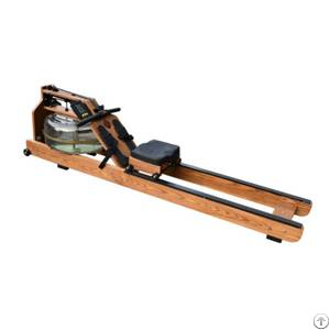 Double Barrel Adjustment Water Resistance Dual Track Rowing Machine�cm-718