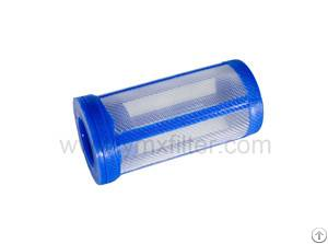 air bleed screen filter mesh formed filters