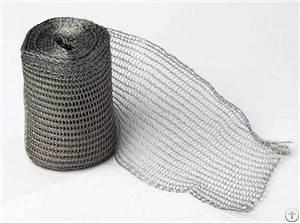 knitted mesh mist eliminator
