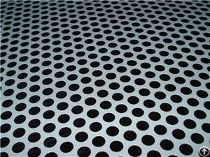 perforated metal filter screen round hole