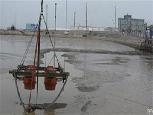 zhaodong oil submarine offshore pipeline post trenching project 2010