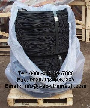 Black Annealed Baling Tie Wire
