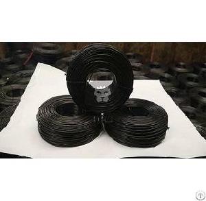Construction Decoration Mesh Metal 1.57mmx1.42kgs, Black Tie Wire