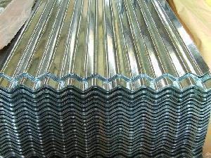 corrugated galvanised roofing sheet